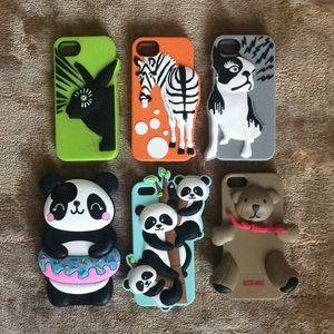 Iphone 5 Phone Cases Moschino Marc Jacobs